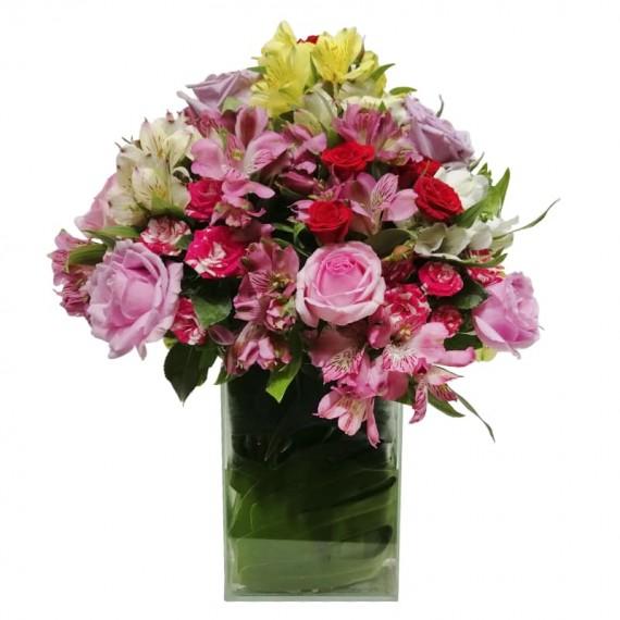 Arranjo Especial Mix de Flores