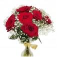 Colombian Majesty Roses Arrangement