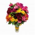 Arranjo de Mini Rosas Encanto