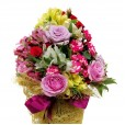 Arranjo Rosas Nacionais, Astromélias e Mini Rosas