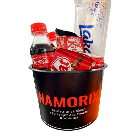 Bucket Valentine Namorix