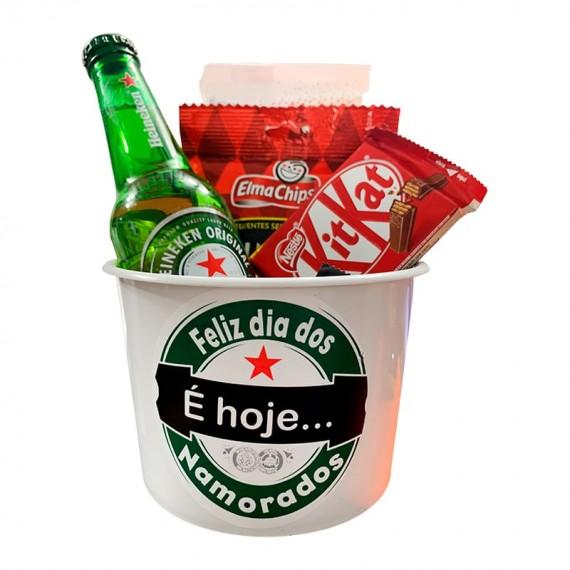Heineken Valentine Bucket