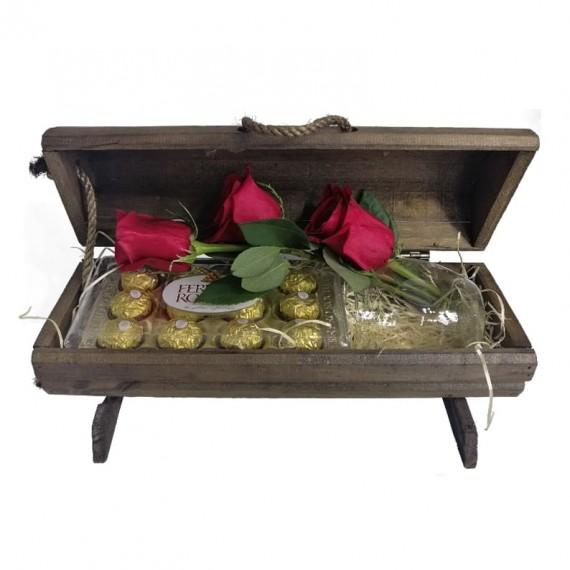 Sweetness Rose Chest