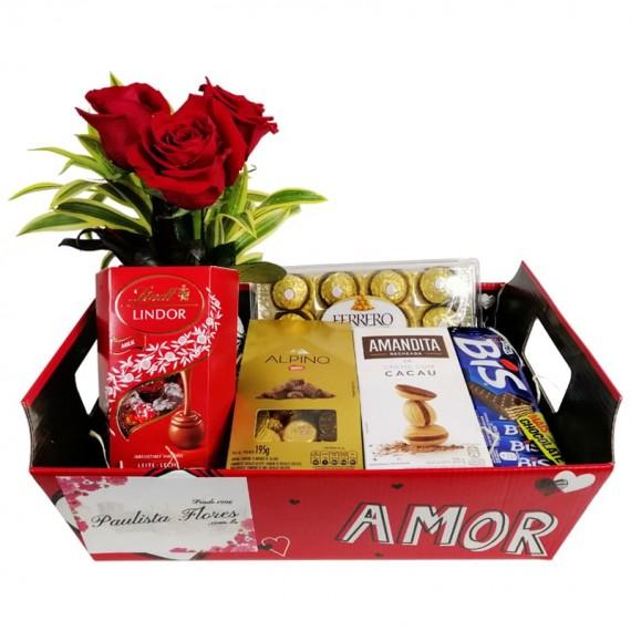 Sweetish Love Basket II