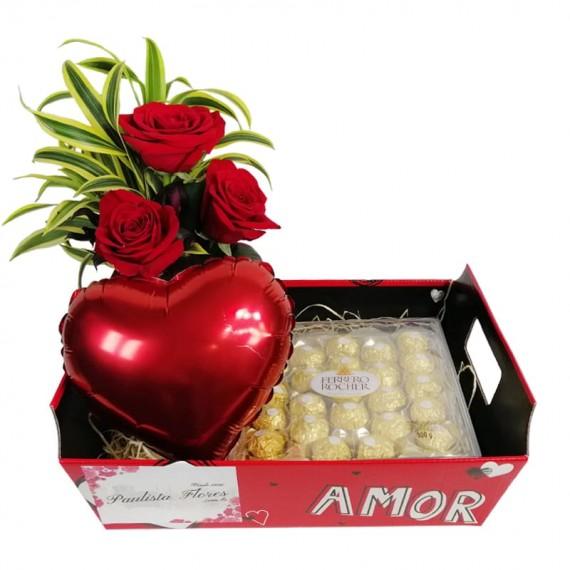 Sweetish Love Basket IV