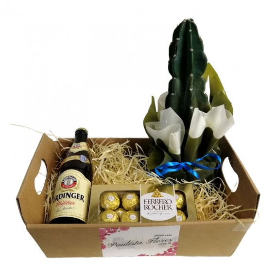 Drink with Love Basket II