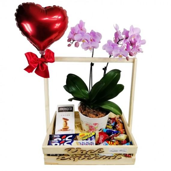Basket You are Special Orchid II