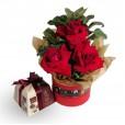 Love Box of Roses I