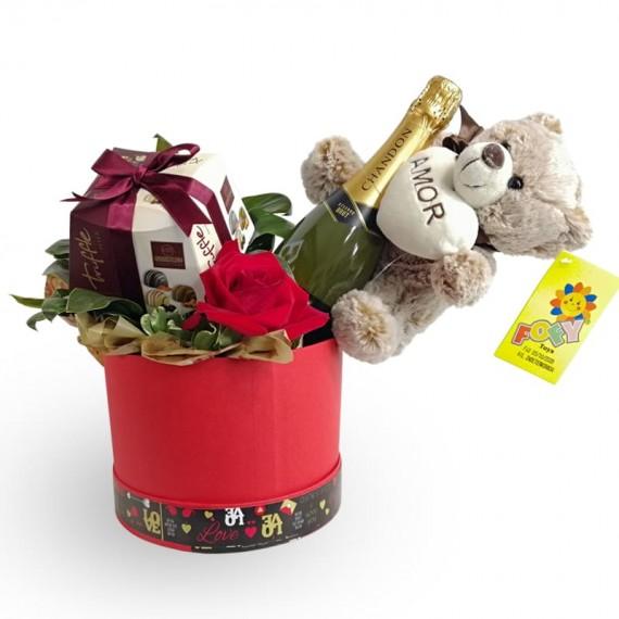 Love Box of Roses III
