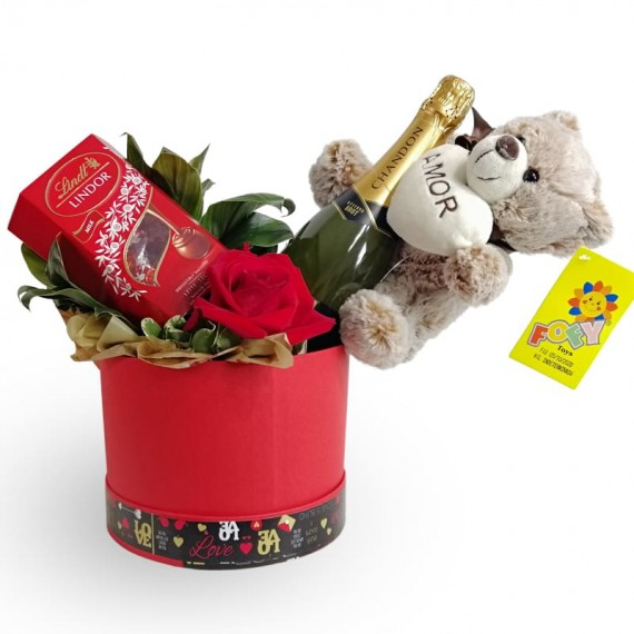 Love Box of Roses IV
