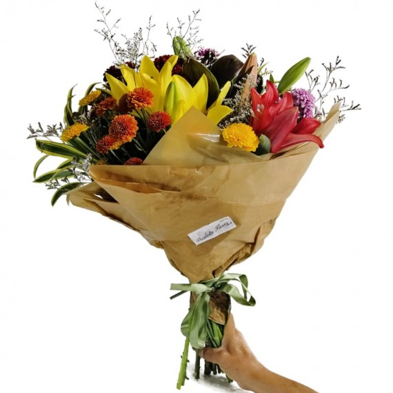Wildflowers Bouquet II