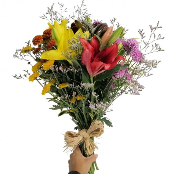 Wildflowers Rustic Bouquet I