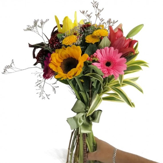 Wildflowers Rustic Bouquet IV