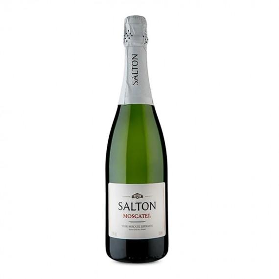 Champagne Espumante Salton Moscatel