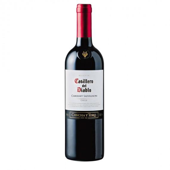 Red Chilean Wine Casillero Del Diablo