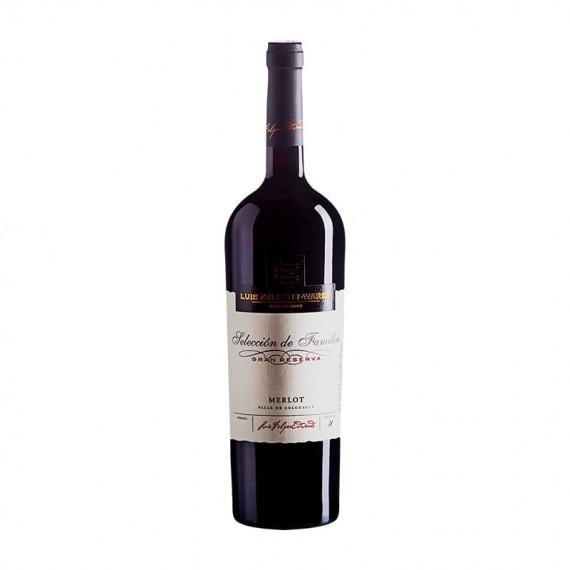 Red Chilean Wine LUIS FELIPE EDWARDS Gran Reserva Merlot