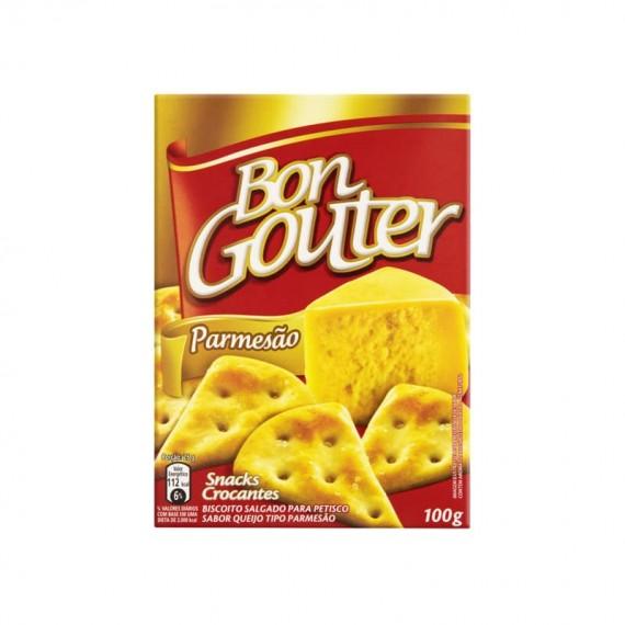 Biscoito BON GOUTER Queijo Parmesão ou  Provolone