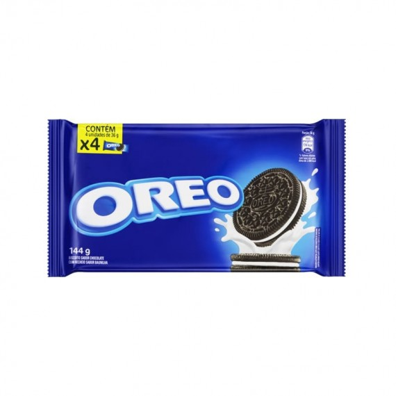 Biscoito OREO Recheado Baunilha ou Chocolate