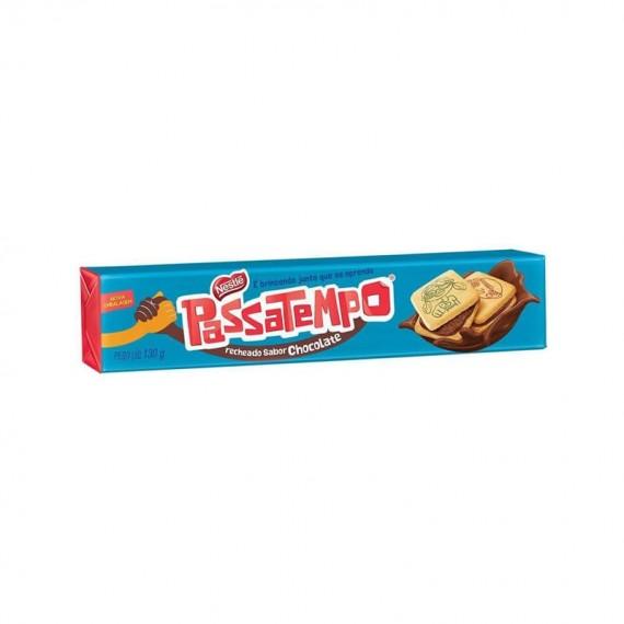 Biscoito NESTLÉ Passatempo Recheado