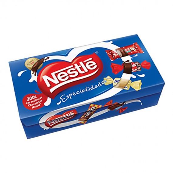 Caixa de Bombom Chocolate Nestlé 300g