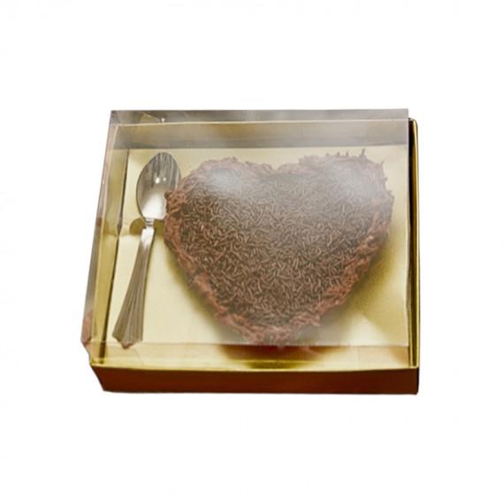 Coração de Chocolate Nobre Blend