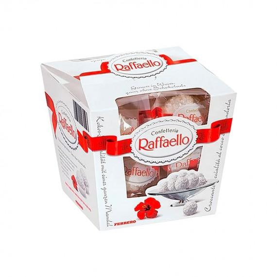 Bombom Ferrero Raffaello Com 15 Unidades