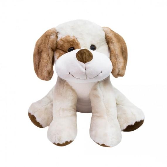 Cachorro de Pelúcia Sorrindo - 36cm