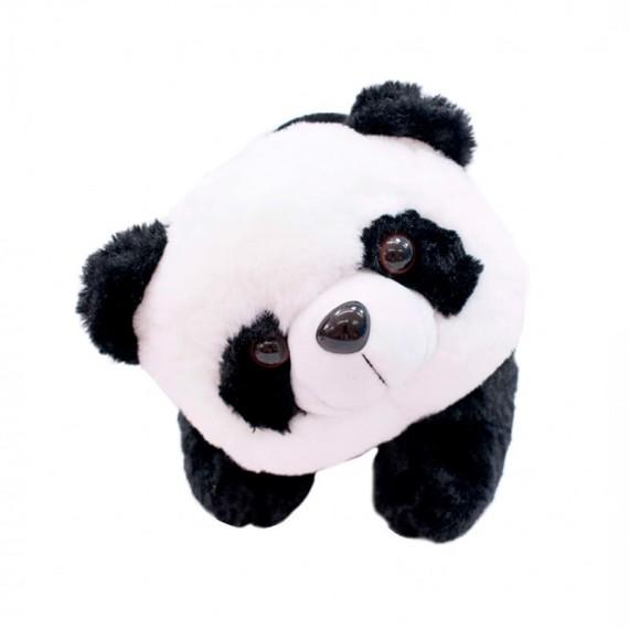 Urso Panda de Pelúcia em Quatro Patas - 35cm