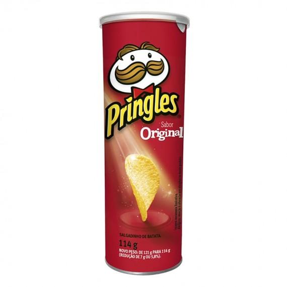 Batata Frita Sabor Original Pringles 114g