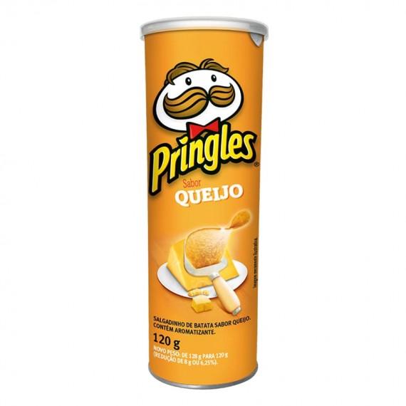 Batata Frita Sabor Queijo Pringles 120g