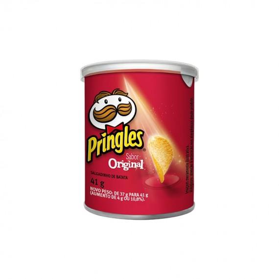 Batata Frita Sabor Original Pringles 41g