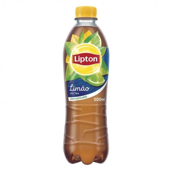 Chá Lipton Ice Tea Limão 500 ml Garrafa