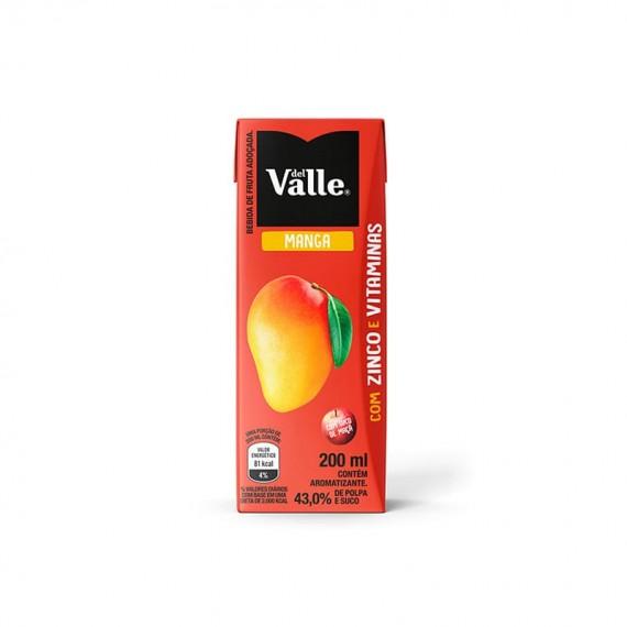 Suco de Caixinha Del Valle Manga 200ml