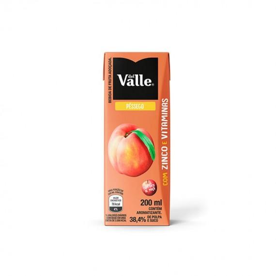 Suco de Caixinha Del Valle Pêssego 200ml