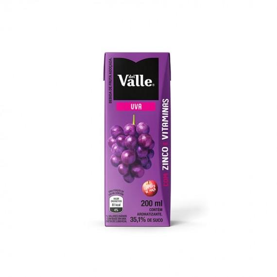 Suco de Caixinha Del Valle Uva 200ml
