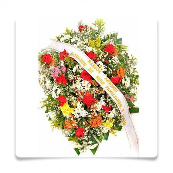 Coroa de Flores Repouso