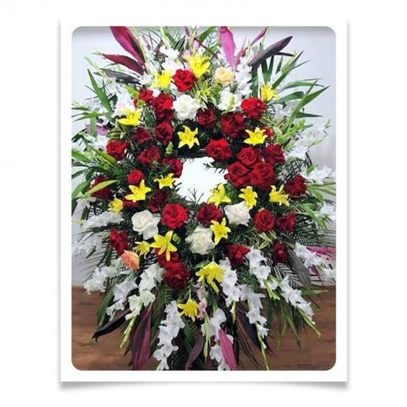 Coroa de Flores Elegance