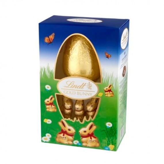 Lindt Milk Gold Bunny Easter Egg 125g